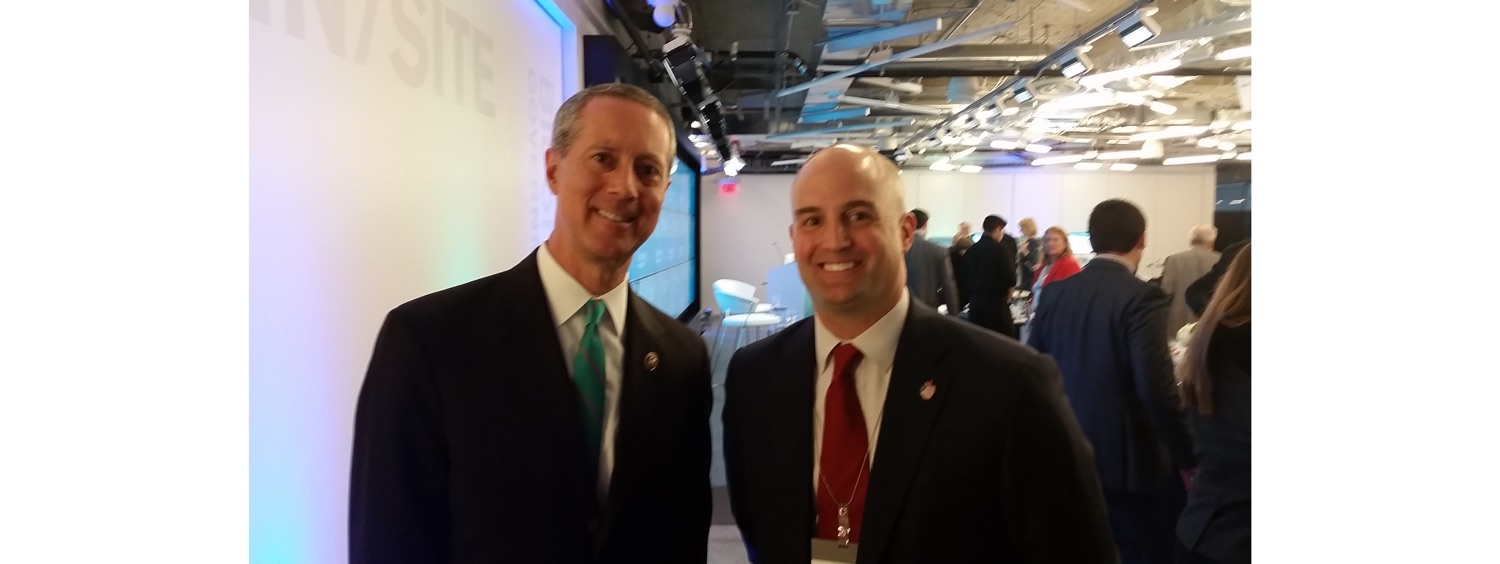JB & House Armed Services Committee Ranking Member Mac Thornberry (R-TX)-1