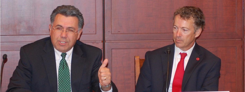 John Palatiello & Sen. Rand Paul (R-KY)-1
