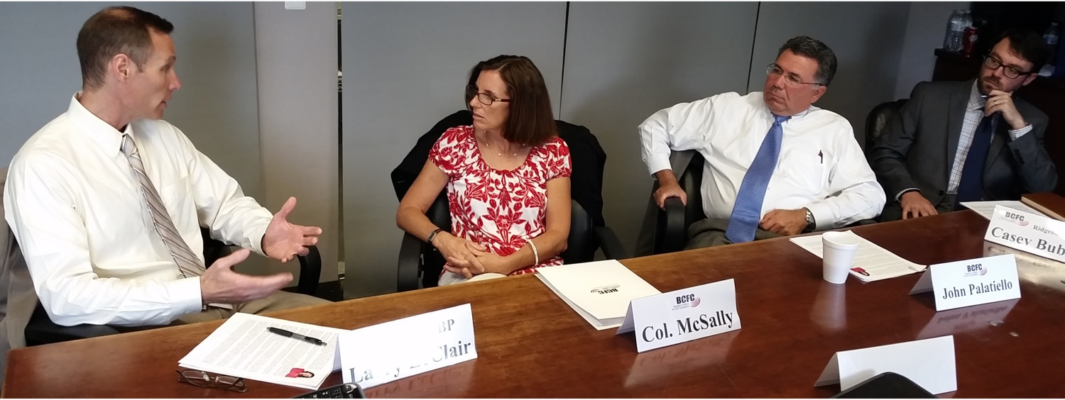 Larry speaks with McSally (7-14-2014)-1